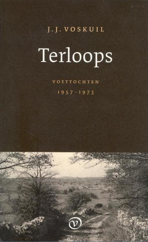 J.j.voskuil Terloops. Voettochten Door Frankrijk