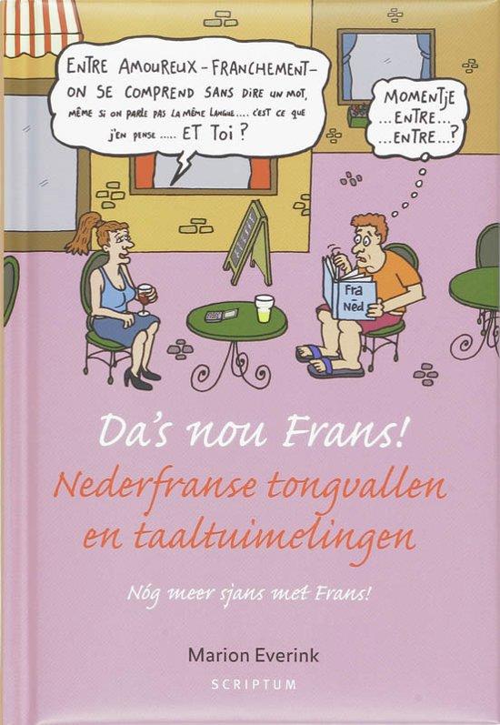 Marion Everink Da's nou Frans
