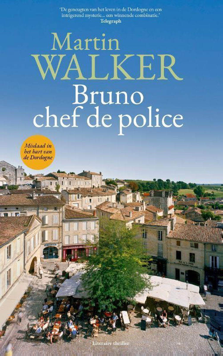 martin walker bruno, chef de police 1 bruno, chef de police