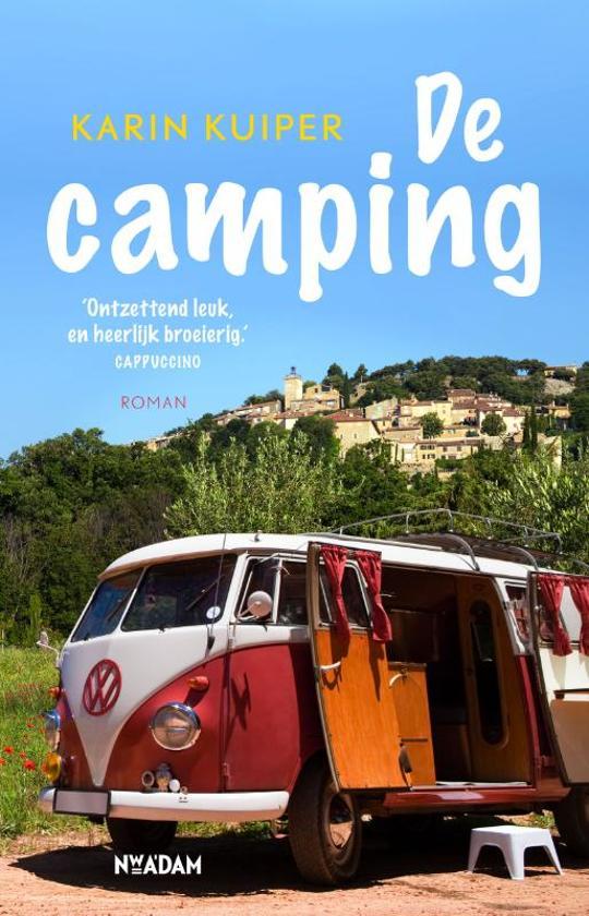 Karin Kuiper De camping