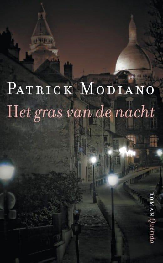 Patrick Modiano - Het gras van de nacht
