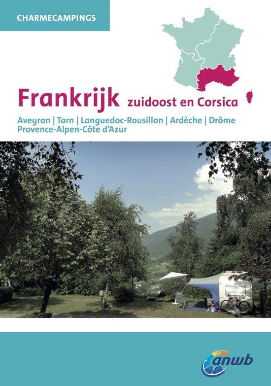 ANWB charmecampings - Frankrijk ZuidOost en Corsica