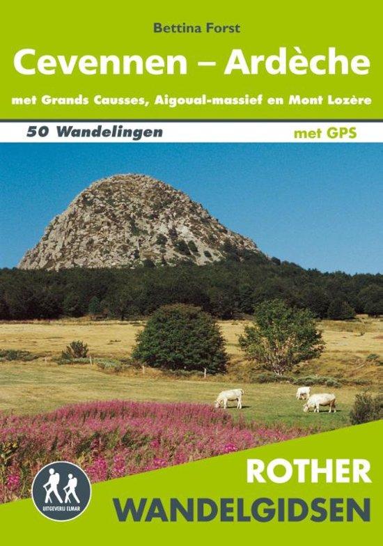 Rother Wandelgidsen Rother Wandelgids Cevennen Ardèche