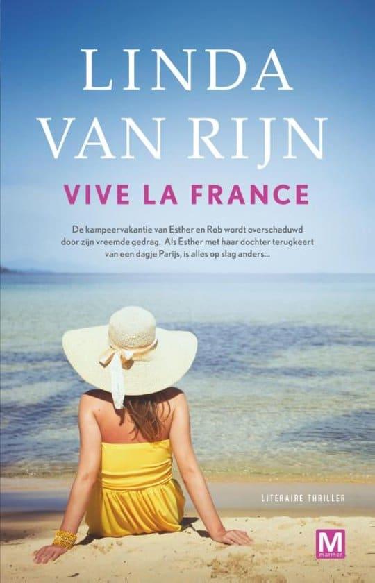 Linda van Rijn Vive la France