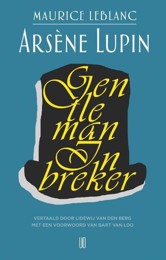 Arsène Lupin Gentleman Inbreker