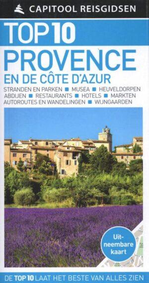 Capitool Reisgids Top 10 Provence en de Côte d'Azur