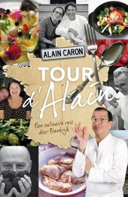 Alain Caron Tour d'Alain