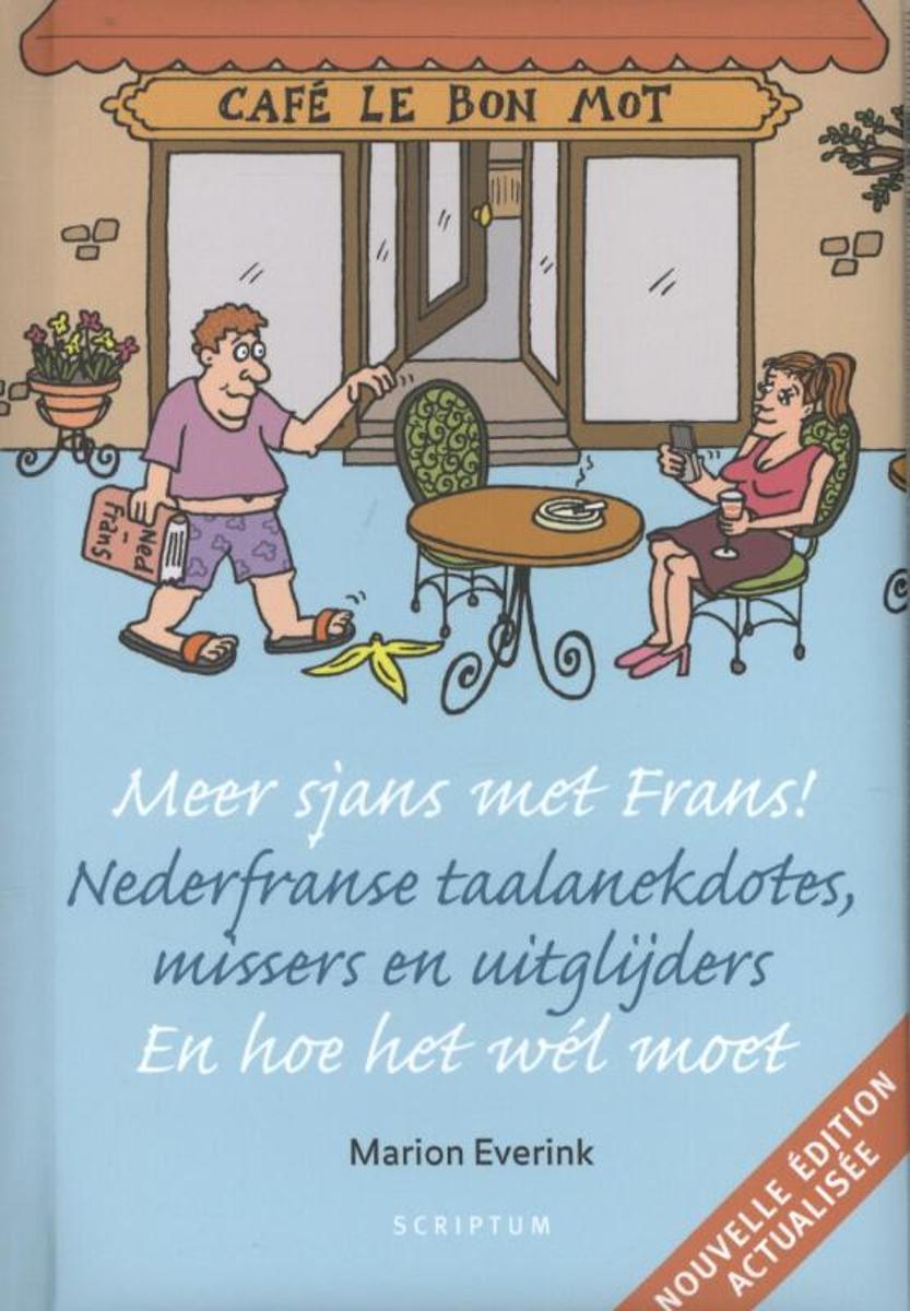 Marion Everink Meer sjans met Frans