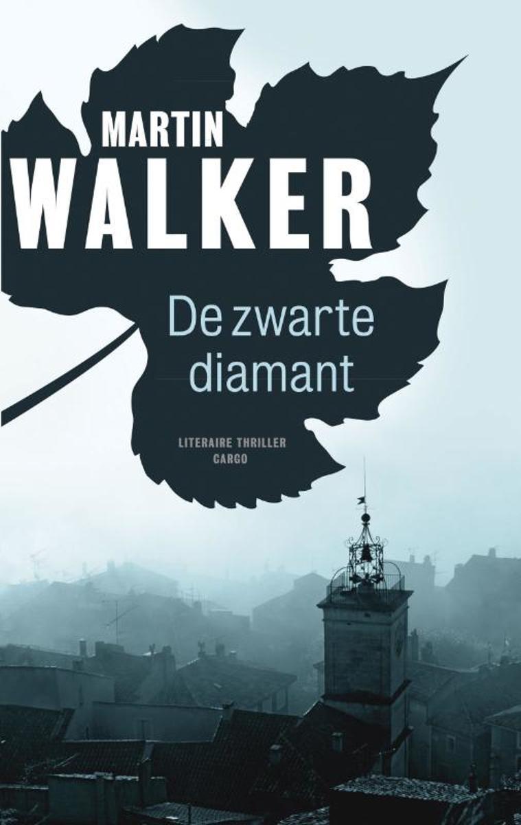 Martin Walker Zwarte De zwarte diamant