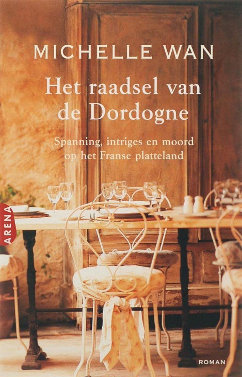 Michelle Wan Het raadsel van de Dordogne