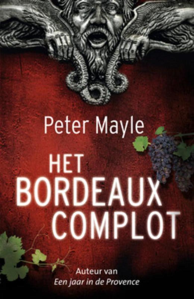 Peter Mayle Het Bordeaux complot