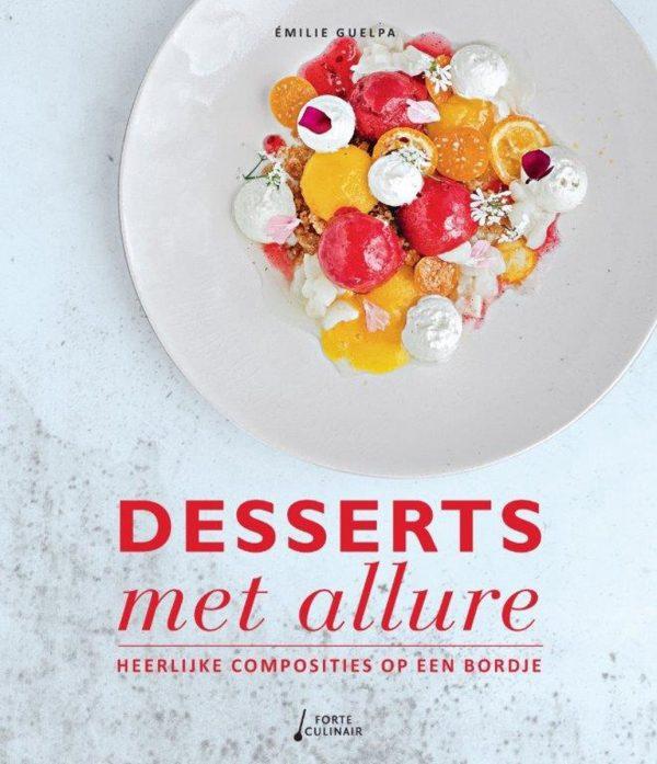Émilie Guelpa Desserts met allure