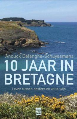 Anouck Delanghe 10 jaar Normandie