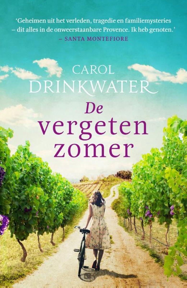Carol Drinkwater De vergeten zomer