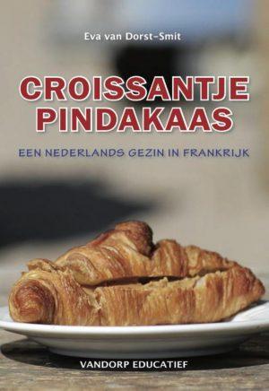 Croissantje pindakaas