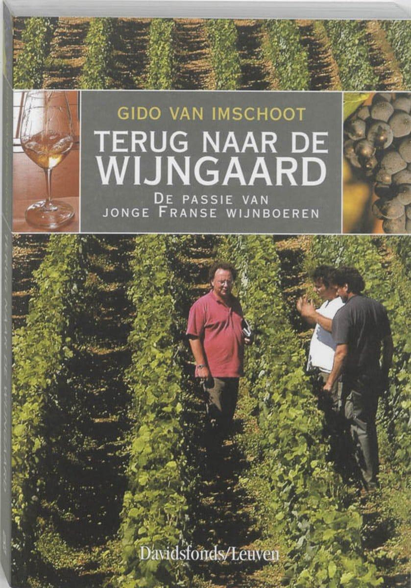 Gido van Imschoot terug naar de wijngaard