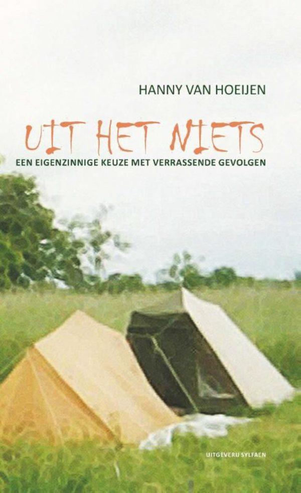 Hanny van Hoeijen Quill pen 6 - Uit het niets