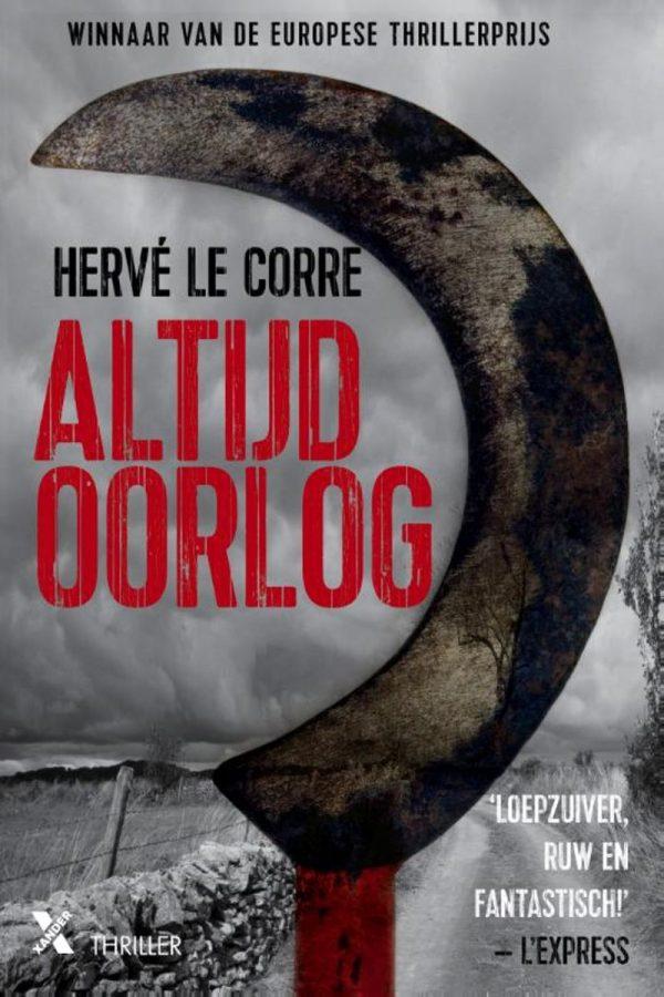 Hervé le Corre Altijd oorlog