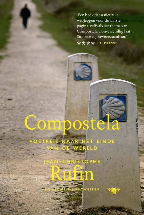 Jean-Christophe Rufin Compostella