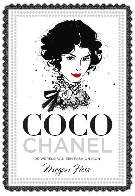 Megan Hess Coco Chanel