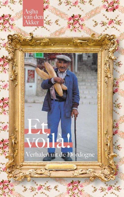 Franse boeken Asjha van den Akker - Et voila