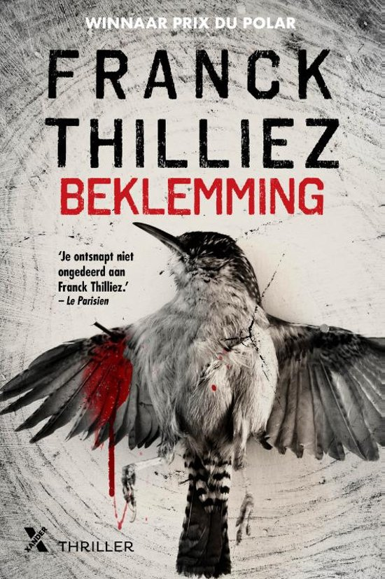 Franck Thilliez Beklemming