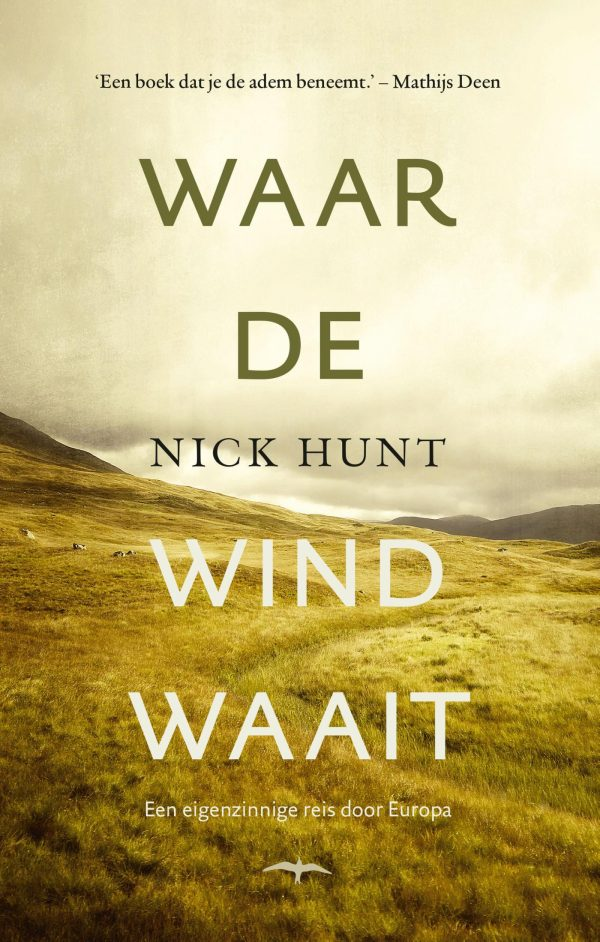 Nick Hunt - Waar de wind waait