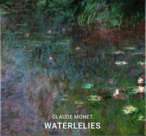 Claude Monet Waterlelies
