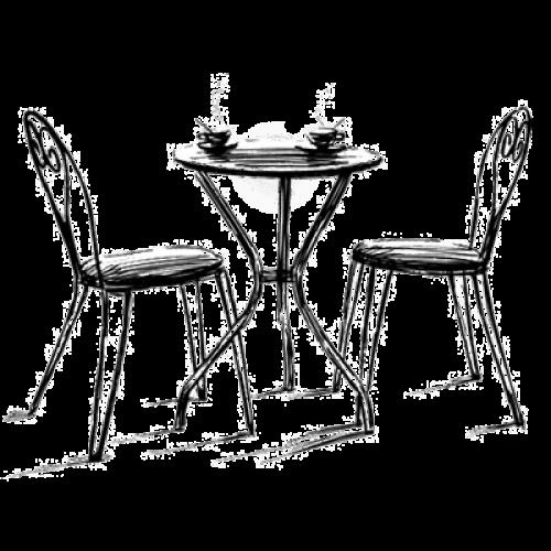 Franse bistro stoelen