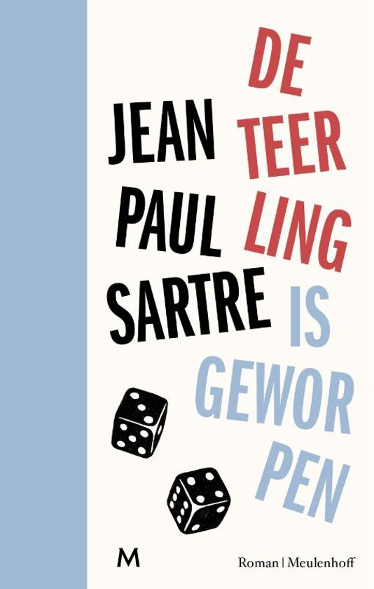 Jean-Paul Sartre De teerling is geworpen
