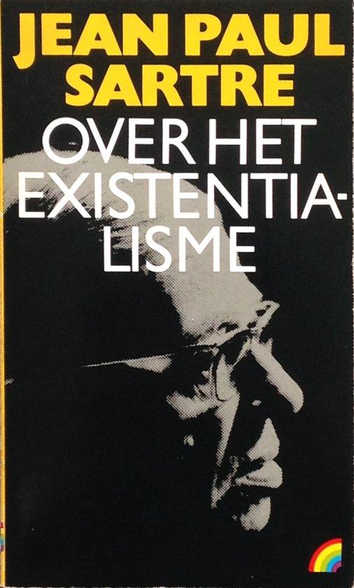 Jean-Paul Sartre Over het existentialisme