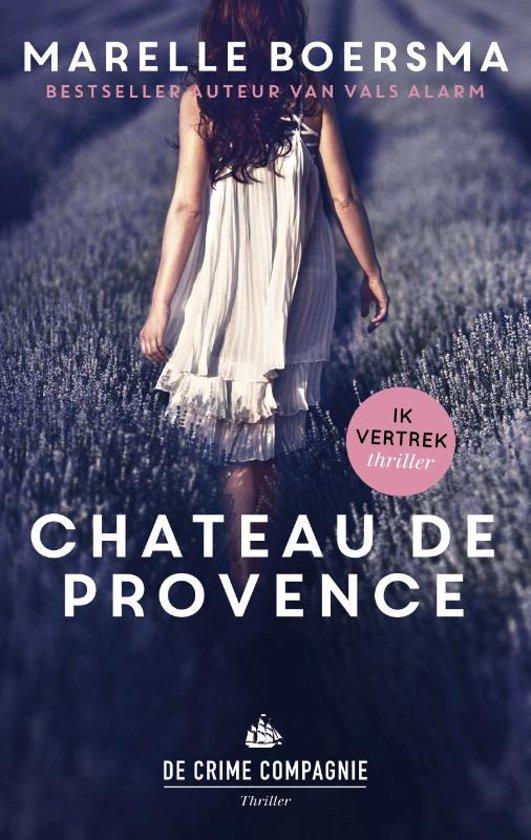 Marelle Boersma Chateau de Provence