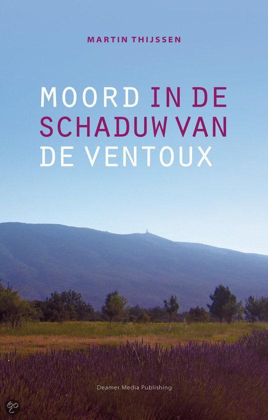 Martin Thijssen Moord in de schaduw van de Ventoux