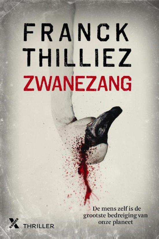 Franck Thilliez Zwanenzang
