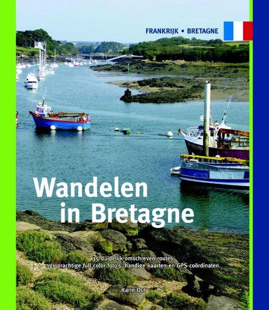 Karin Out Wandelen in Bretagne