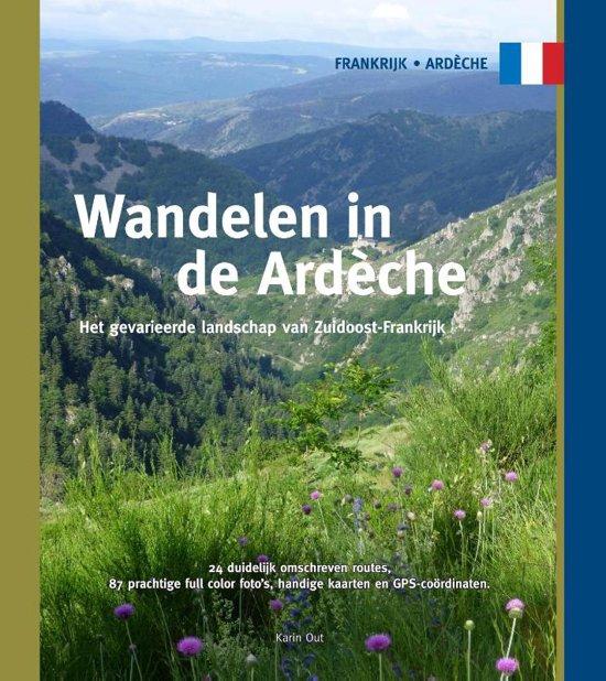 Karin Out Wandelen in de Ardèche