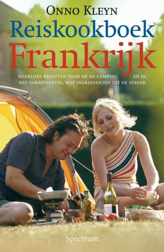 Onno Kleyn Reiskookboek Frankrijk