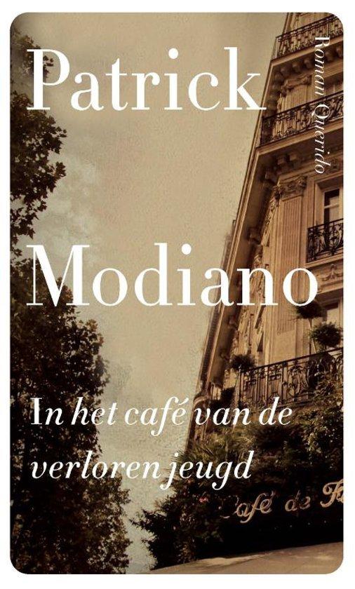Patrick Modiano In het café van de verloren jeugd