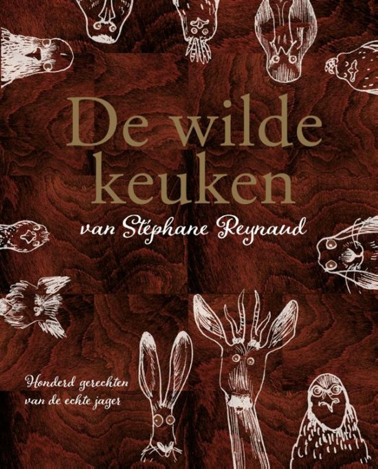 Stephane Reynaud De wilde keuken van Stéphane Reynaud