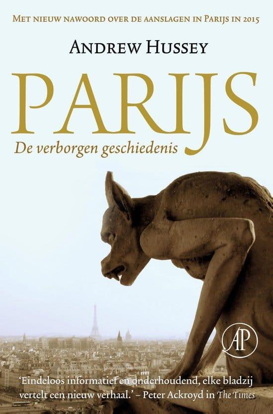 Parijs De verborgen geschiedenis
