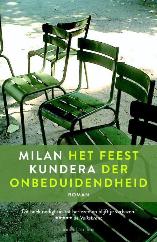Milan Kundera - De kunst van de roman