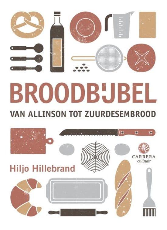 Hiljo Hillebrand - Kookbijbels - Broodbijbel