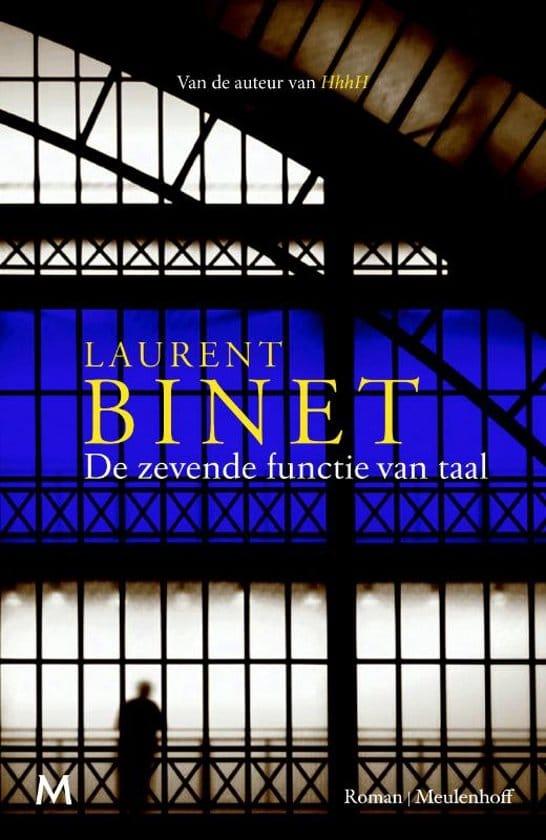 Laurent Binet - De zevende functie van taal