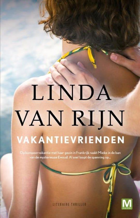 Linda van Rijn - Vakantievrienden