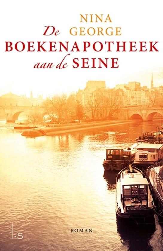 Nina George - De boekenapotheek aan de Seine