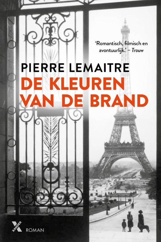 Pierre Lemaitre - De kleuren van de brand