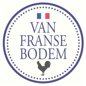 Frankrijk Boeken - logo van franse bodem