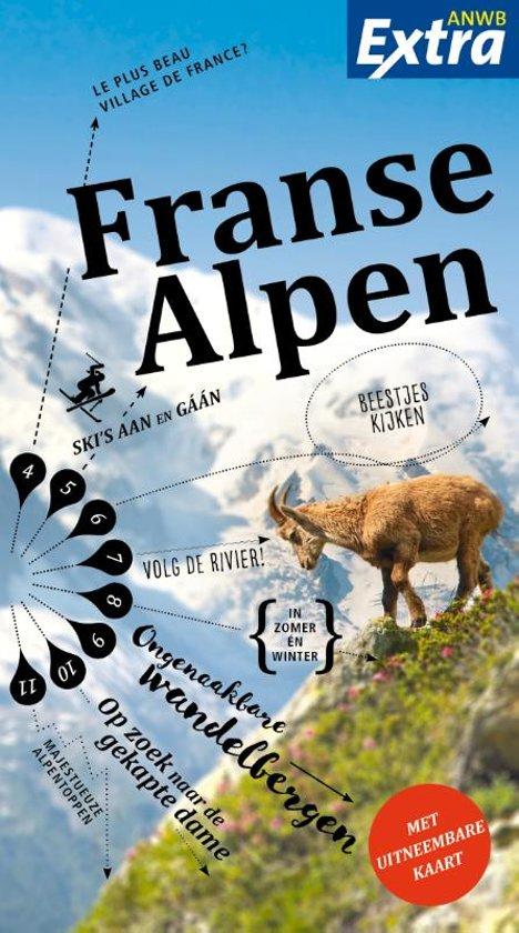 ANWB extra – Franse Alpen