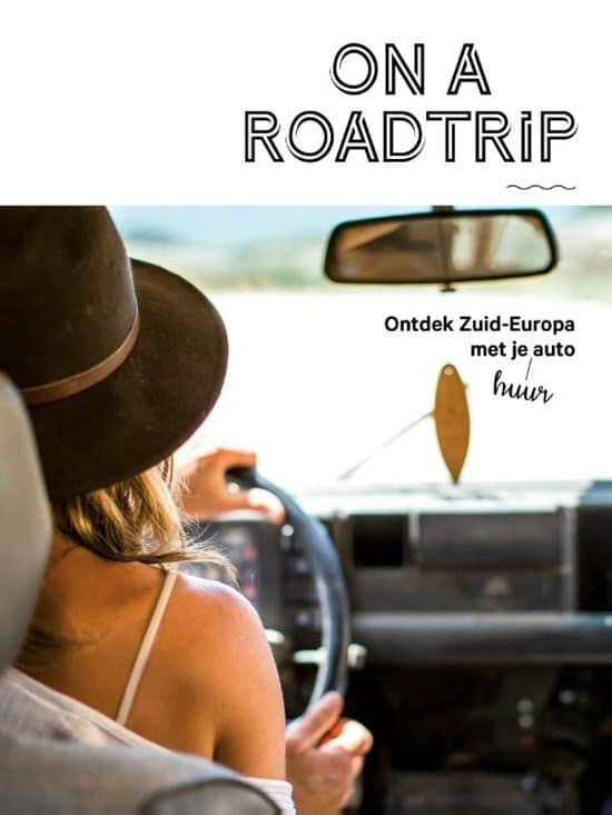 Alexandra Gossink - On a roadtrip