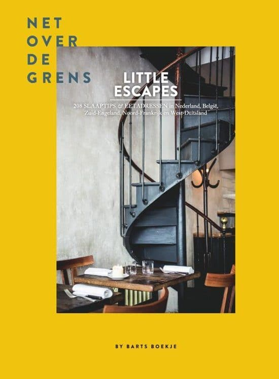 Maartje Diepstraten - Little Escapes net over de grens